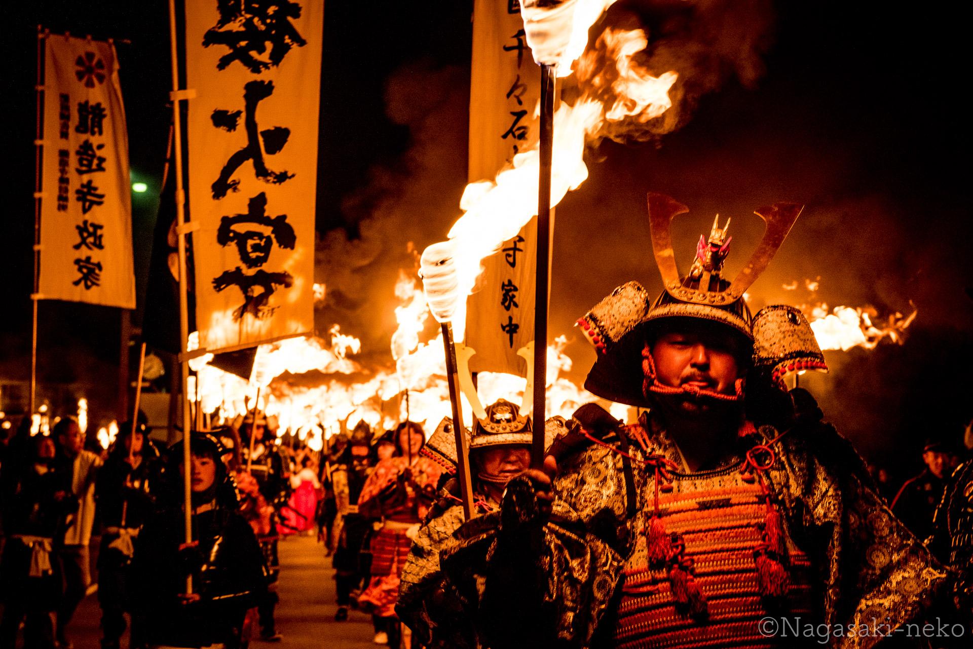 千々石の観櫻火宴